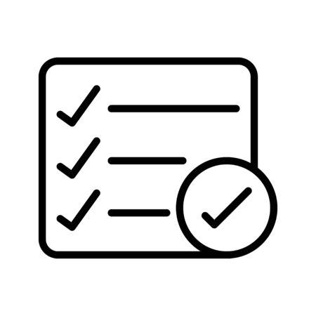 task list Standard-Bild - 128962323
