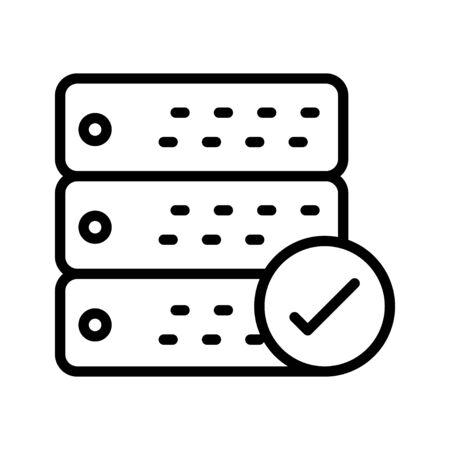 database Standard-Bild - 128962332