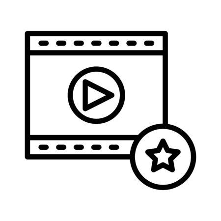 filmstrip Standard-Bild - 128963035