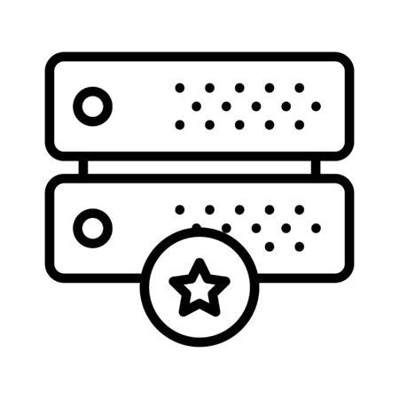 storage Illusztráció