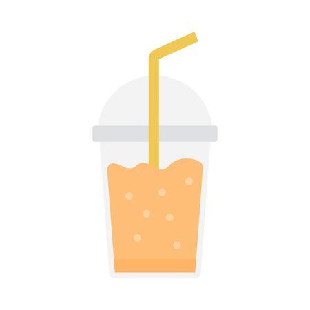 juice vector Ilustração