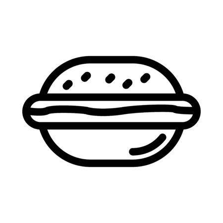 fast food icon Reklamní fotografie - 133487713