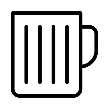 mug icon Archivio Fotografico - 133487955