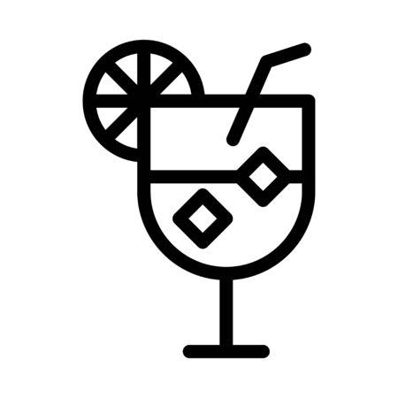cocktail icon Archivio Fotografico - 133489014