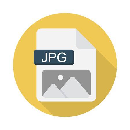 JPG photo Vector Illustration