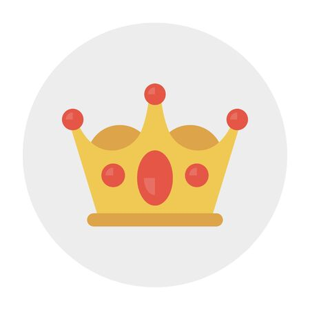 crown vector illustration