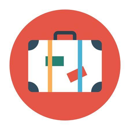 luggage vector illustration Illusztráció