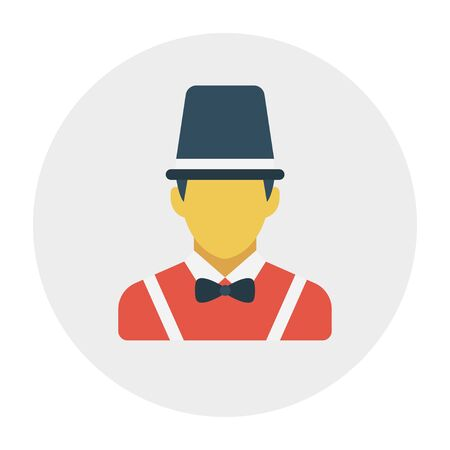 man vector illustration