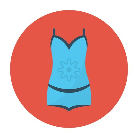 night gown vector illustration