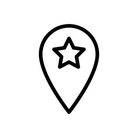 location star Stock Illustratie