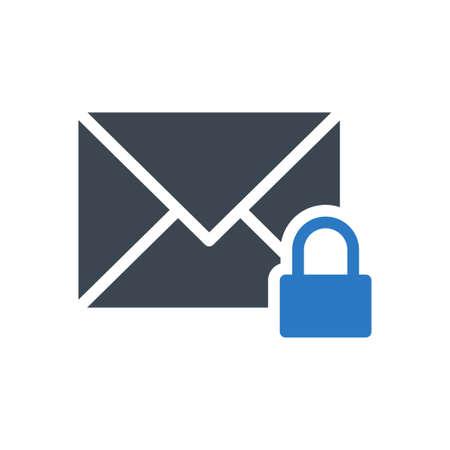 lock email