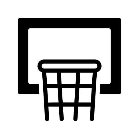 basketball hoop Vectores