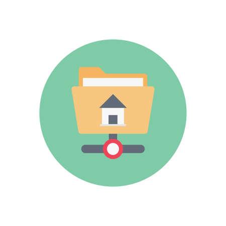 home design illustration.
