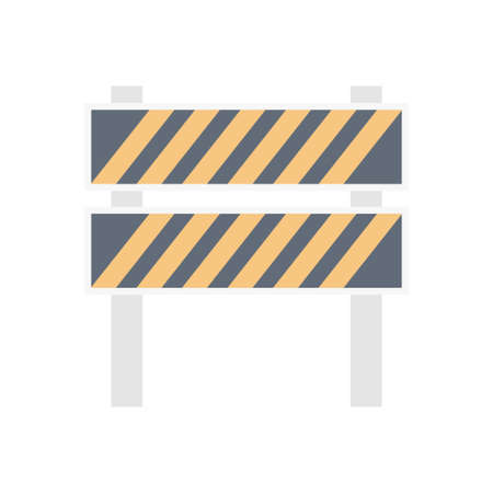 stop equipment design illustration Vettoriali