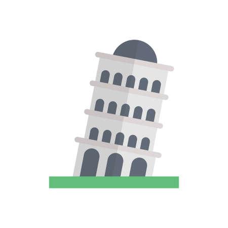 tower  building icon design