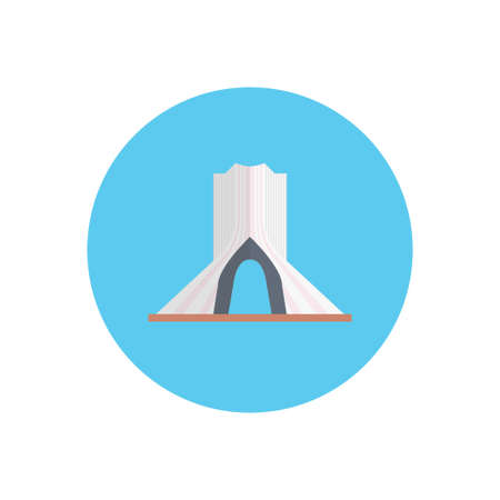 world monument design icon