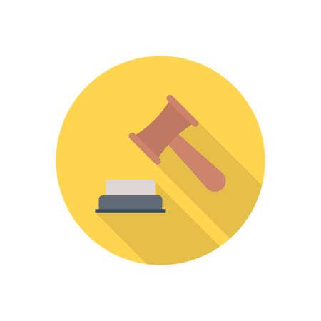 auction  icon 免版税图像 - 157940862
