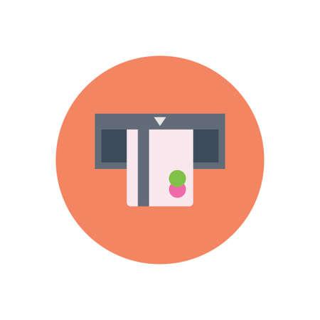 ATM icon 向量圖像
