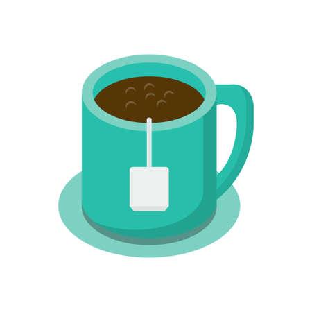 drink vector flat color icon