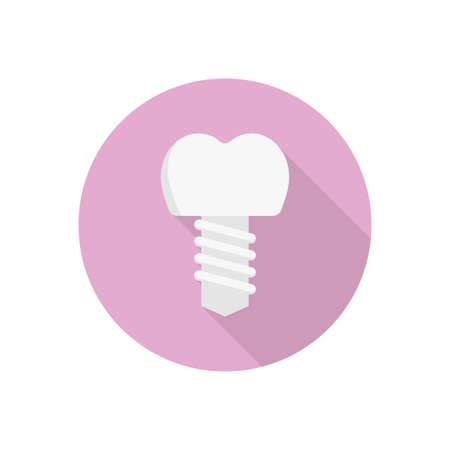 dental concept illustration background. Ilustração