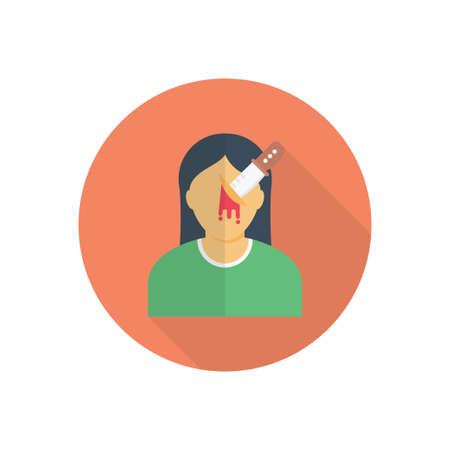 knife icon for website design and desktop envelopment, development. Premium pack.