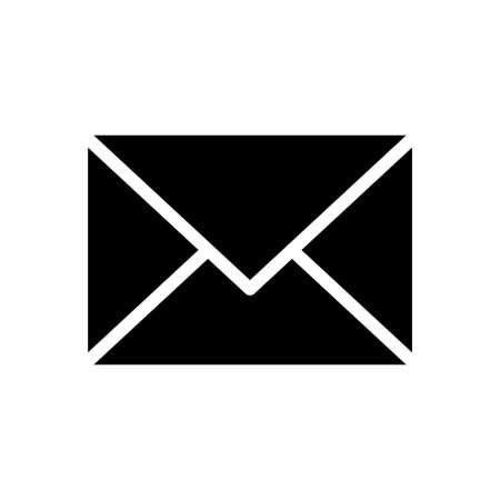 message icon for website design and desktop envelopment, development. Premium pack.