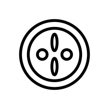 fertility vector thin line icon