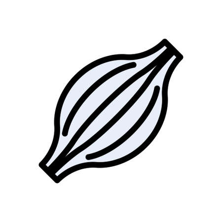 bicep vector line colour icon