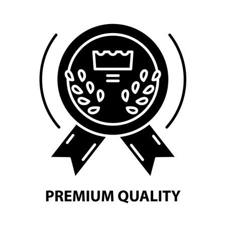 premium quality icon, black vector sign with editable strokes, concept illustration