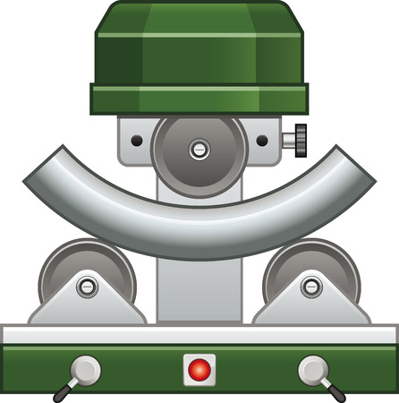 Bend machine