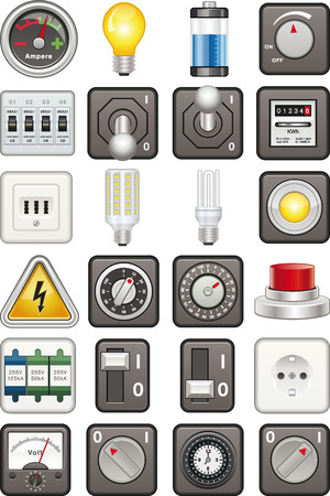 electronic components: Electronic components
