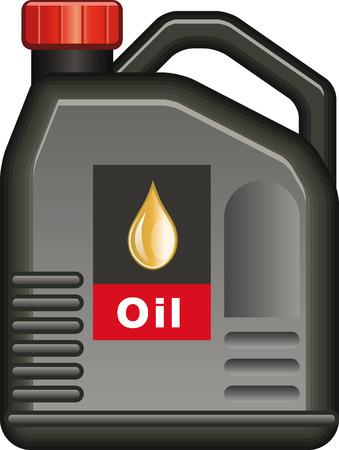 Olie kan