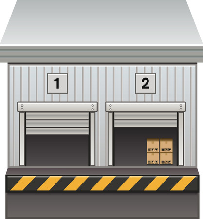 warehouse storage: Warehouse