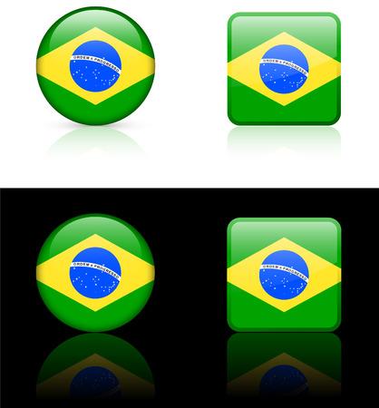 World flag series: Brazil