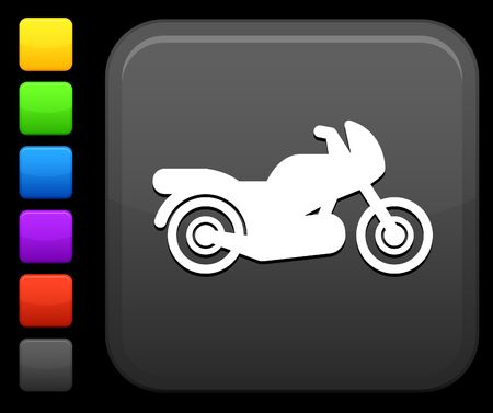 Original icon. Six color options included. Stock Photo - 6426241