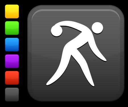 Original icon. Six color options included. 版權商用圖片