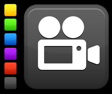 Original icon. Six color options included. Stock Photo - 6426095