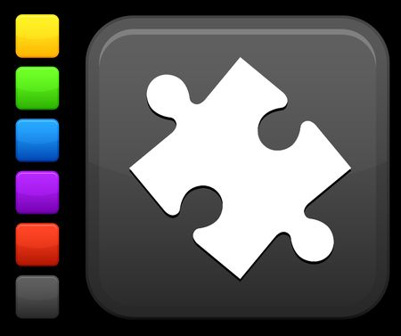 Original icon. Six color options included. Stock Photo