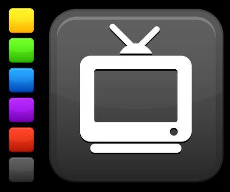 Oorspronkelijke pictogram. Zes kleur opties opgenomen.