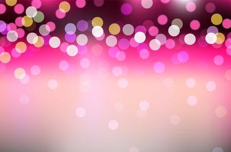 Purple Lens Flare Background Original Vector Illustration Reklamní fotografie