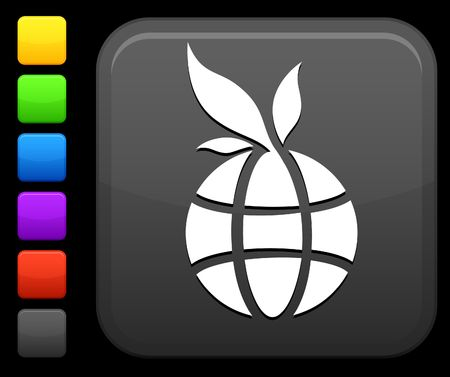 Original vector icon. Six color options included. photo