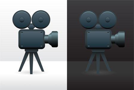 Simple video camera