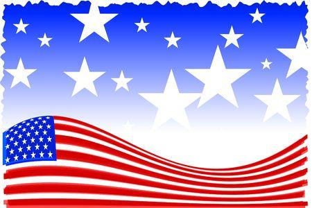 american patriot background  Фото со стока