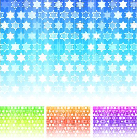 Original Illustration: star background AI8 compatible Stock fotó