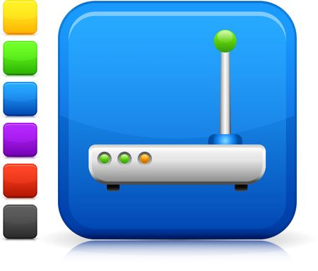 wireless signal: Original  icon. Six color options included.