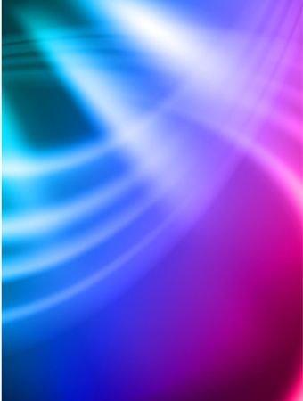 Abstract Liquid Wave Background