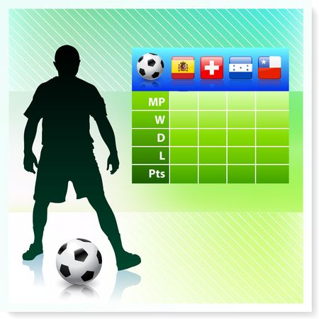 SoccerFootball Group H