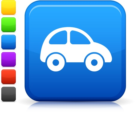 small group of objects: Car icon