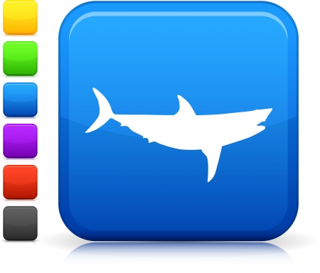 shark icon Stock Vector - 20483155