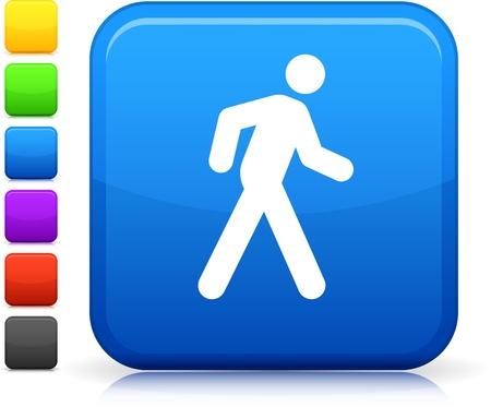 wandelen icoon